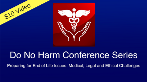 Do No Harm Conference Series