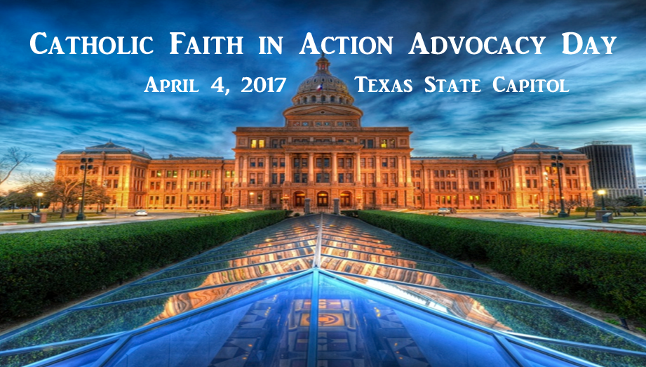 Catholic Faith in Action Advocacy Day