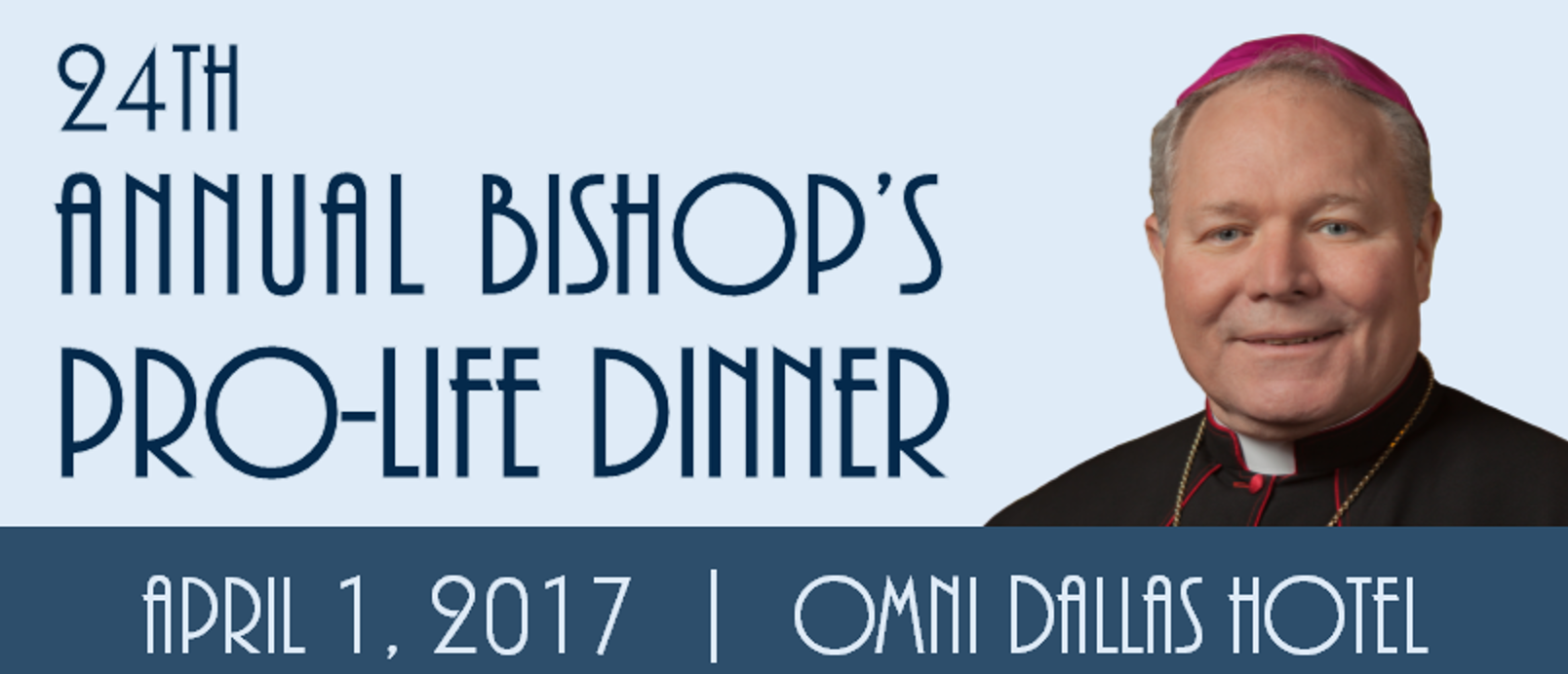 24th Annual Bishop's Pro-Life Dinner