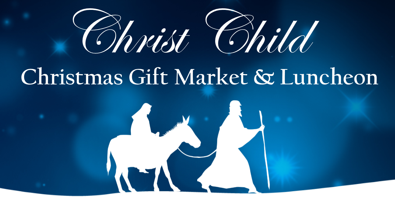 Christ Child Christmas Market & Luncheon