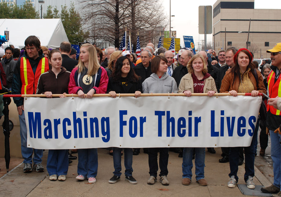 Marching for Their Lives