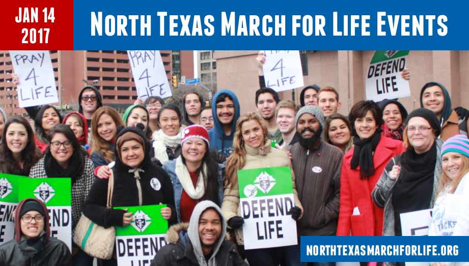 North Texas March for Life Ad