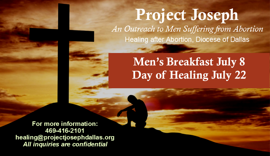 Project Joseph Breakfast and Day of Healing