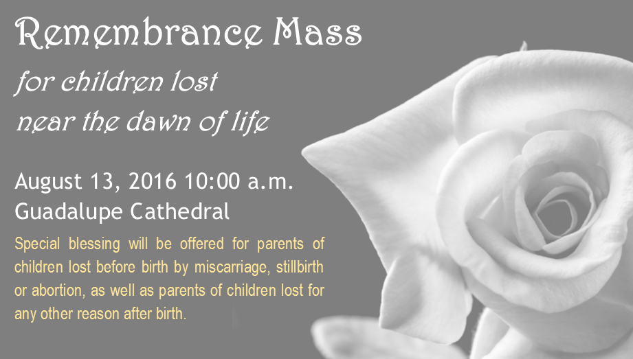 Remembrance Mass for Children