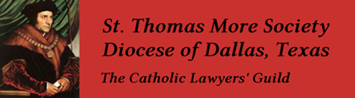 St. Thomas More Society