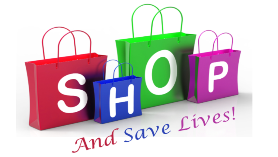 Shop and Save Lives
